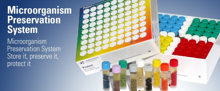 Microorganism Preservation System - Protect